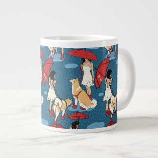 Chase the Clouds Away Large Coffee Mug