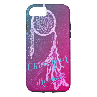 Chase Your Dreams - Dreamcatcher Phone Case