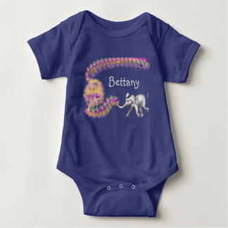 Chasing Butterflies by The Happy Juul Company Baby Bodysuit