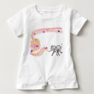 Chasing Butterflies by The Happy Juul Company Baby Romper
