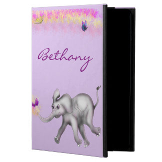 Chasing Butterflies by The Happy Juul Company Cover For iPad Air