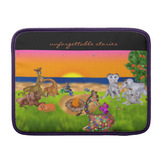 Chasing Butterflies by The Happy Juul Company MacBook Sleeve