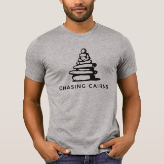 Chasing Cairns Basic Tee (Grey)