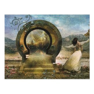 Chasing Divinity Postcard
