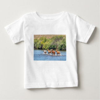 Chasing Freedom Baby T-Shirt