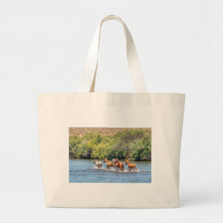 Chasing Freedom Large Tote Bag