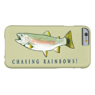 Chasing Rainbow Trout Barely There iPhone 6 Case