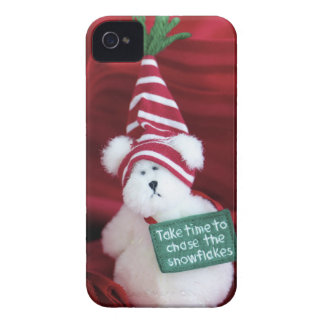 Chasing Snowflakes iPhone 4 Case