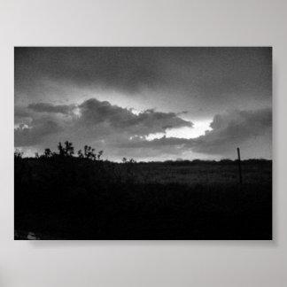 Chasing Storms Print