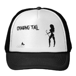Chasing Tail - truckers hat