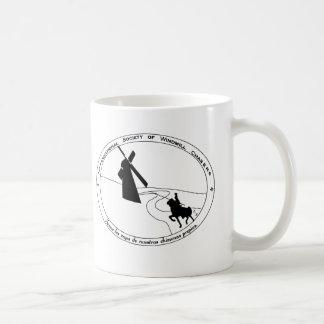 Chasing Windmills Mug