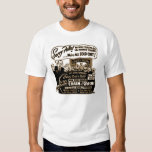 Chasm of Spasms Spook Show Poster T-Shirt
