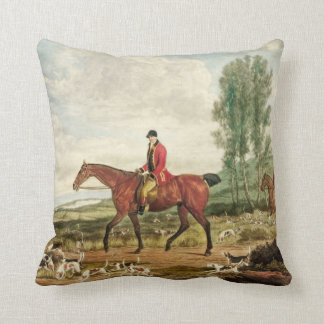Chasseur Coussin