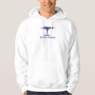 chasseur de tempête de sweat - shirt à capuche