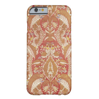 Chasuble, lace patterned silk, French, c.1720 Barely There iPhone 6 Case