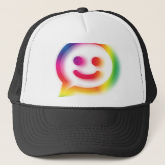 Chat Chat Chat Trucker Hat