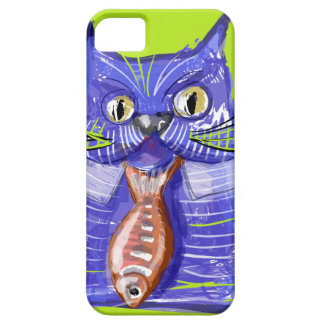 Chat d'affaires coque barely there iPhone 5