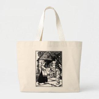 Chat dans la comptine bonne sacs