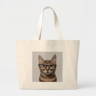 Chat de geek grand sac