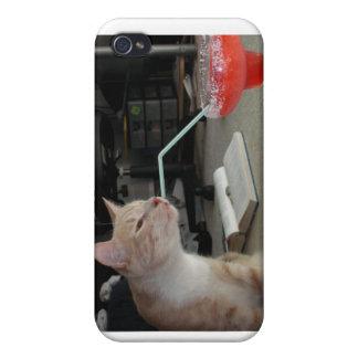 Chat de margarita iPhone 4 case