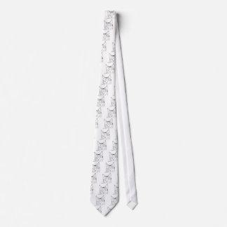 Chat de Puddy Cravate