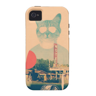 Chat frais coques iPhone 4/4S