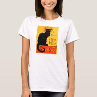 Chat Noir...Black Cat Ladies Shirt