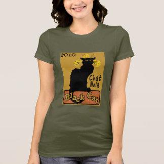 Chat Nola, Black Cat, 2010 T-Shirt