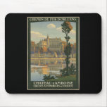 Chateau d'Amboise Mouse Pad