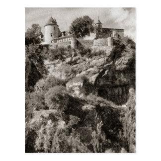 Chateau de Belcastel, Soulliac Postcard
