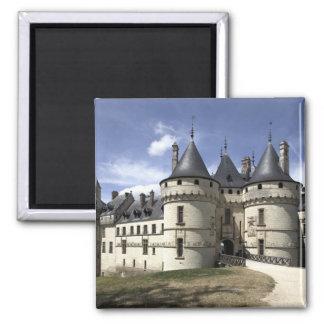 Chateau de Chaumont-Sur-Loire. Magnet