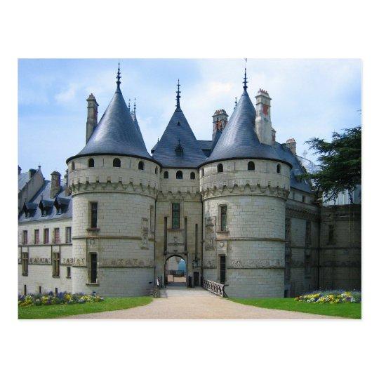 Château de Chaumont sur Loire Postcard