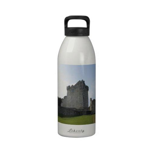 Château de Ross, Killarney, Irlande Bouteilles D'eau