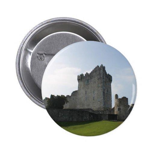 Château de Ross, Killarney, Irlande Badges