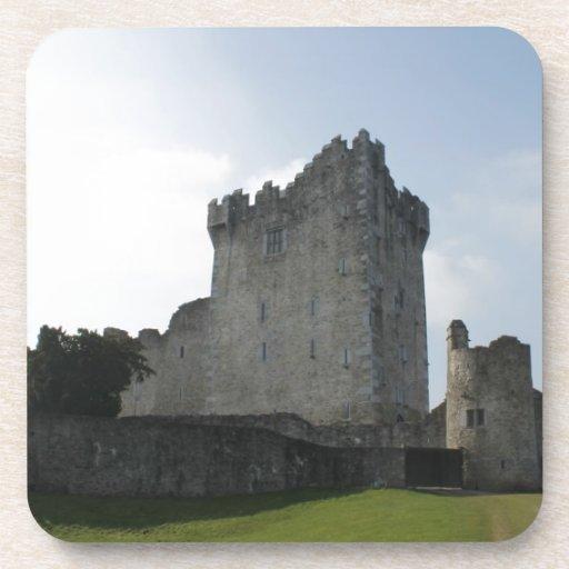 Château de Ross, Killarney, Irlande Sous-bock
