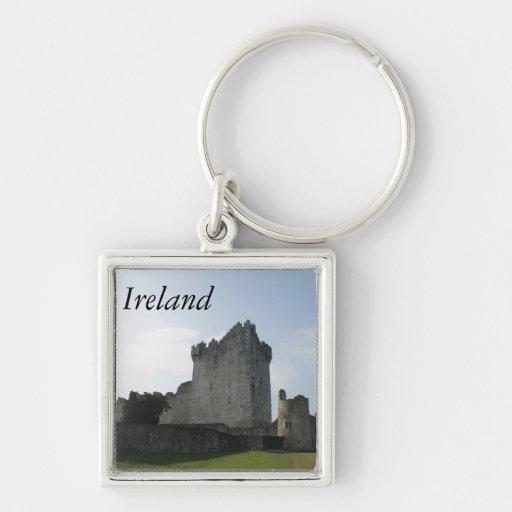 Château de Ross, Killarney, Irlande Porte-clés