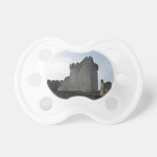 Château de Ross, Killarney, Irlande Tétine