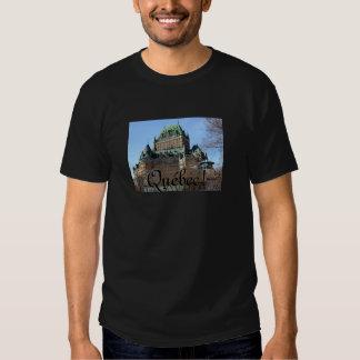 Château Frontenac, Québec, Canada T-shirts