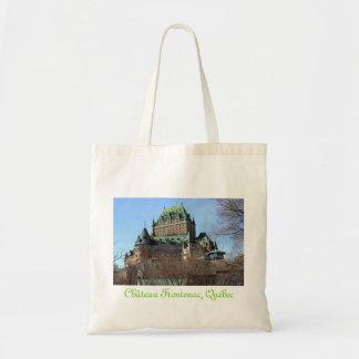 Château Frontenac, Québec, Canada Tote Bag