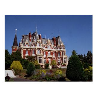 Chateau Impney, Droitwich, U.K. Postcard