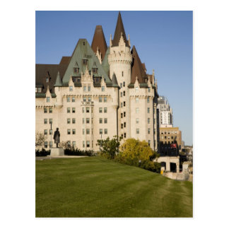 Chateau Laurier Hotel in Ottawa, Ontario, Canada Postcard