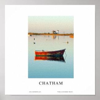 Chatham Cape Cod Official 2009 Canvas Print
