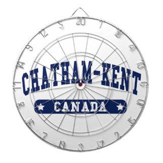 Chatham-Kent Dartboard