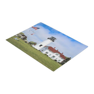 Chatham Lighthouse Cape Cod Massachusetts Door Mat