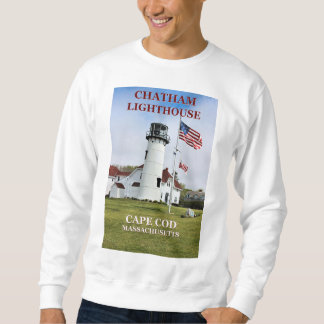 Chatham Lighthouse, Cape Cod Sweatshirt