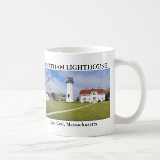 Chatham Lighthouse, Massachusetts Mug