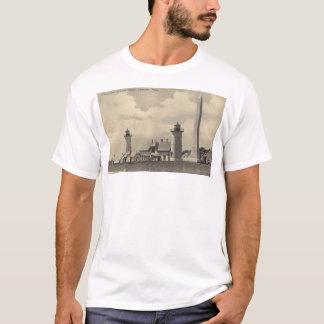 CHATHAM, Massachusetts Lighthouse T-Shirt