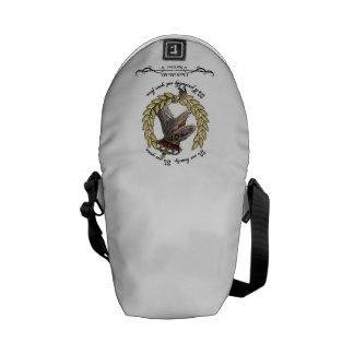 ChatNaNoML Messanger Bag Messenger Bag