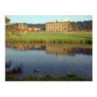 Chatsworth House in Derbyshire, England Postcard
