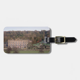 Chatsworth House Luggage Tag
